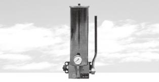 SGZ-8型手动润滑泵