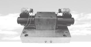 DF型电磁换向阀