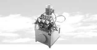 NC-14挡轮液压站