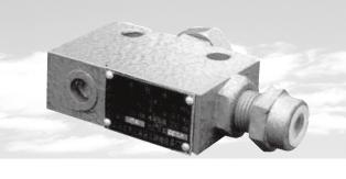PF-200型干油喷射阀