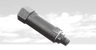 GJQ型干油压力表减震器JB/ZQ4536-86