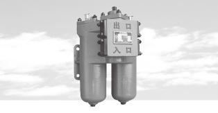 SPL、DPL型网片式油滤器GB4733-84