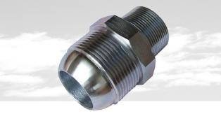 锥密封焊接式铰接管接头