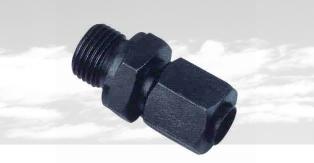 焊接式端直通圆锥管螺纹管接头
